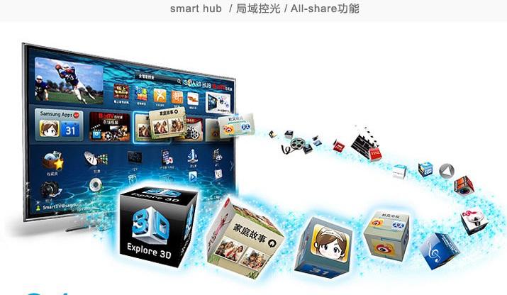 三星(UA46ES6800J) 46英寸全高清3D液晶电视有特价