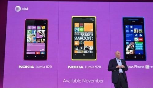 windows8和nokia