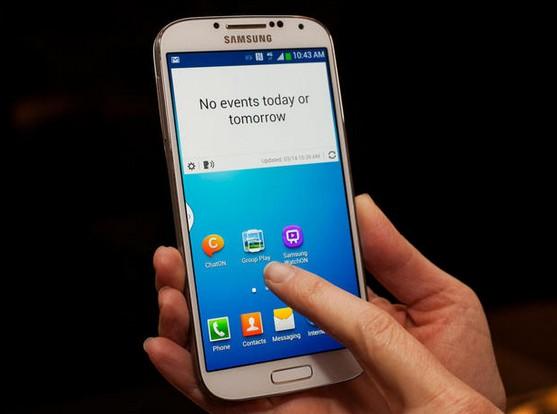 三星Galaxy S4(I9500)使用体验