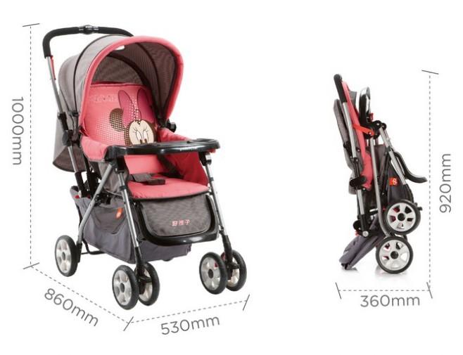 如何选购婴儿手推车