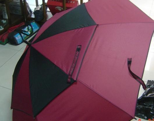 如何选购防风雨伞