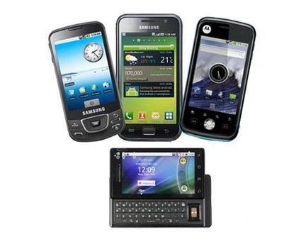 几款安卓手机