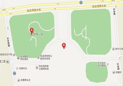 回龙观附近有哪些公园