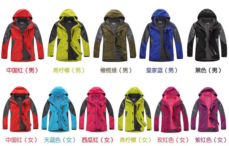 多种颜色和款式