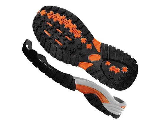 多层结构的鞋底