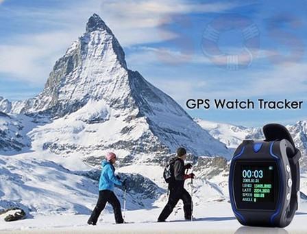 GPS手表是很多户外爱好都的最爱