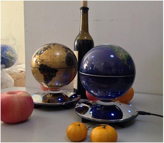 磁旋浮地球仪