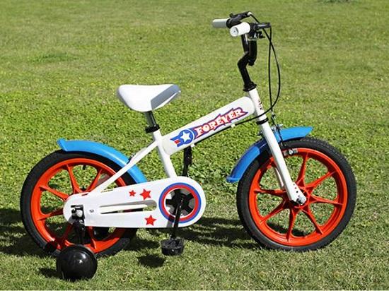 永久儿童自行车