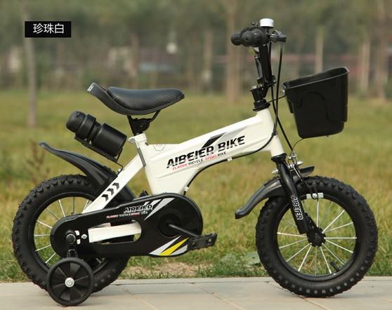 爱贝尔炫酷男女宝宝自行车