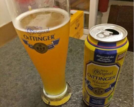 德国奥丁格啤酒
