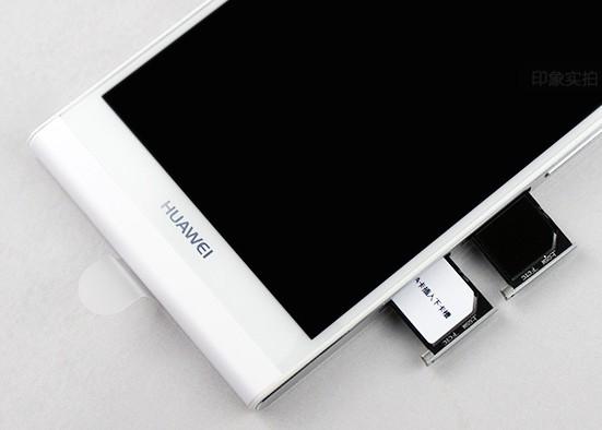 华为P6电信版双卡双待手机
