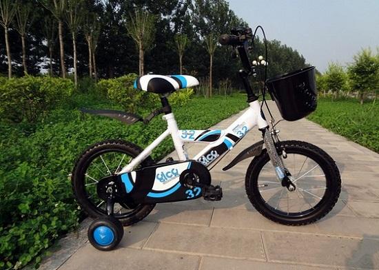 水孩儿实用款儿童自行车