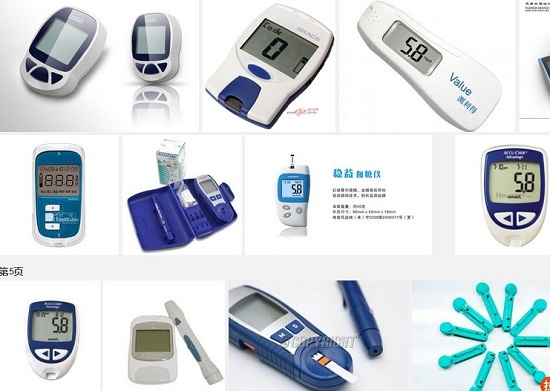 血糖仪选择