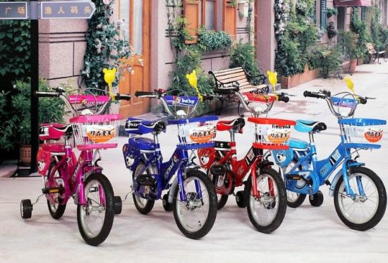 永久王子大战士儿童自行车