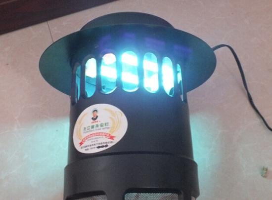 光触媒灭蚊灯有用吗