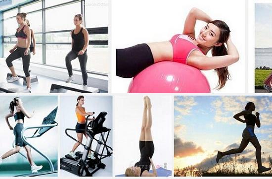 椭圆机与有氧运动及减肥