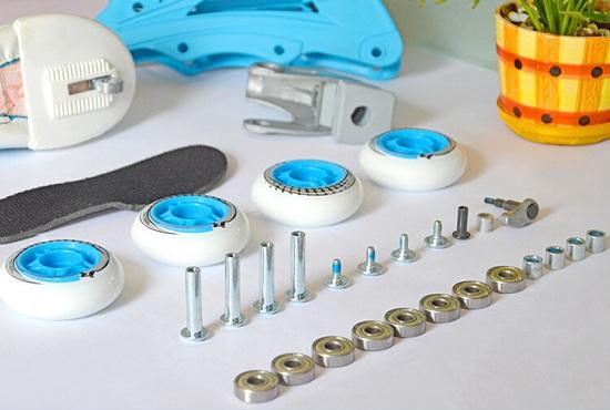 轮滑鞋轴承的精度与品质
