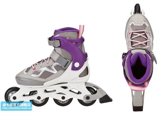 迪卡侬FIT3儿童轮滑鞋