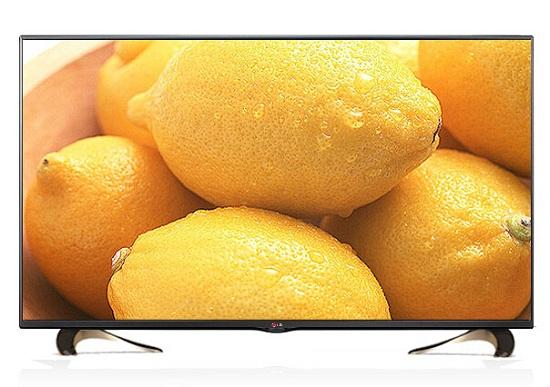 LG 42LB5670的屏幕显示效果