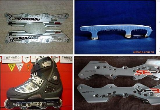 儿童轮滑鞋金属刀架与塑料刀架哪种好