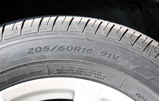 轮胎标号识别