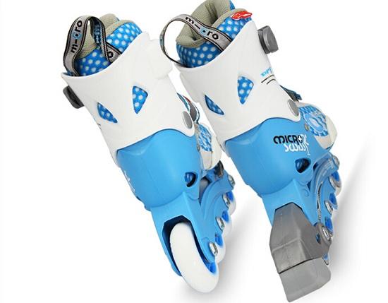孩子初学轮滑,买什么样的轮滑鞋比较好