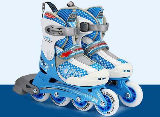 性价比较高的米高ZT0儿童轮滑鞋