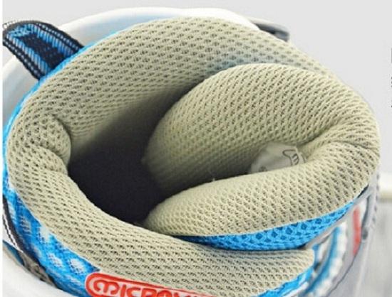 鞋靴的包裹性与舒适性
