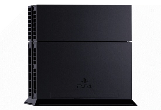 索尼PS4游戏主机