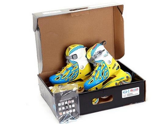 米高901夏季轮滑鞋