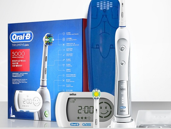 欧乐B D34电动牙刷