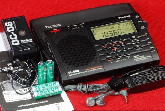 德声的高品质、全波段收音机
