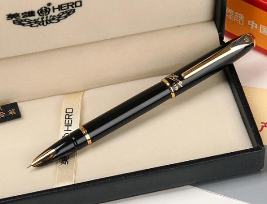 英雄钢笔-金笔