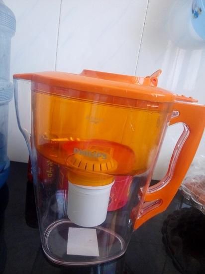 飞利浦滤水壶
