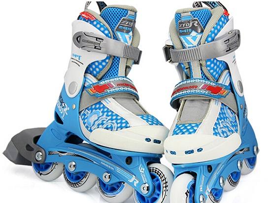 米高ZT0升级款鞋靴正面图