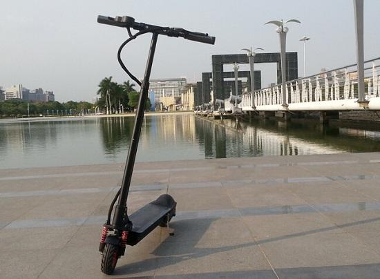 patgear电动滑板车