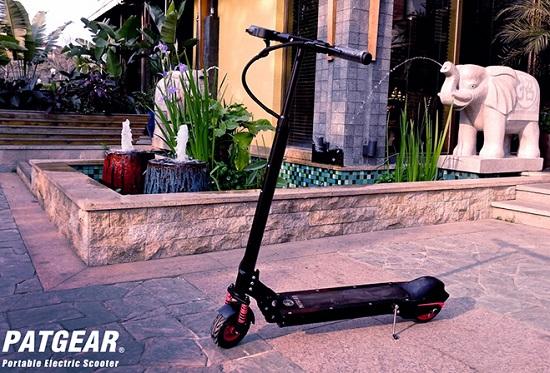 PATGEAR(贝其尔)电动滑板车