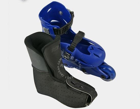 若喜士儿童轮滑鞋