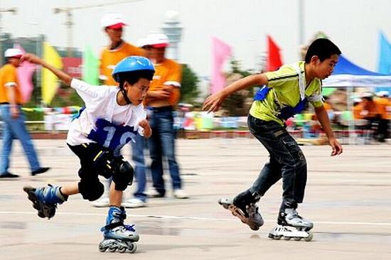 轮滑学习与交流