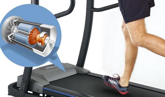 跑步机、跑步机的电动机
