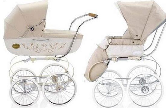 上万块的意大利Inglesina婴儿车