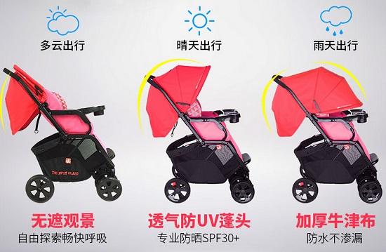 夏季婴儿车选购要点