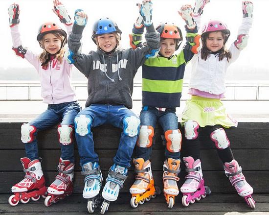 儿童轮滑鞋哪里买