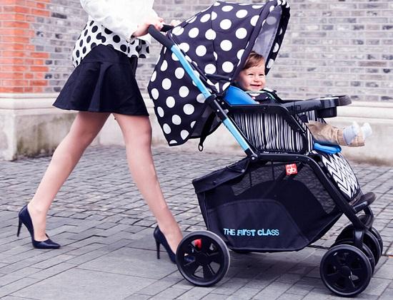 实用的好孩子婴儿车