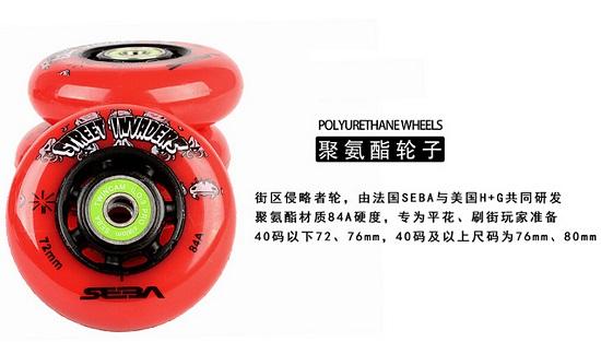 米高HV的轮子