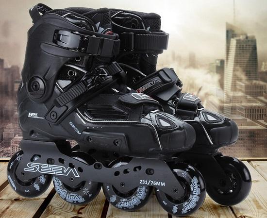 米高HV成人轮滑鞋