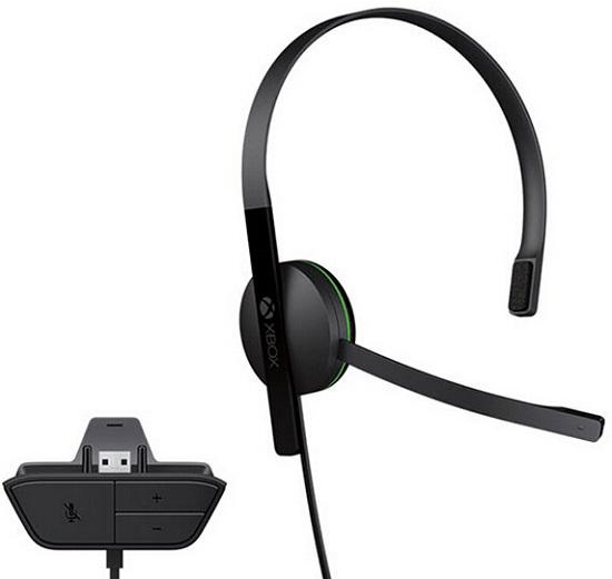 xbox one耳机