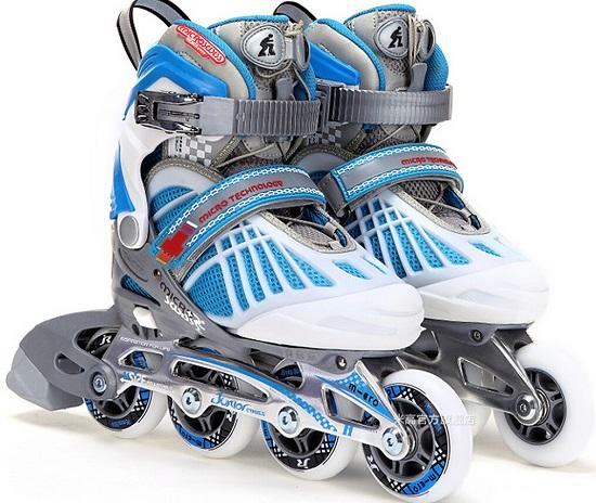 米高966儿童轮滑鞋