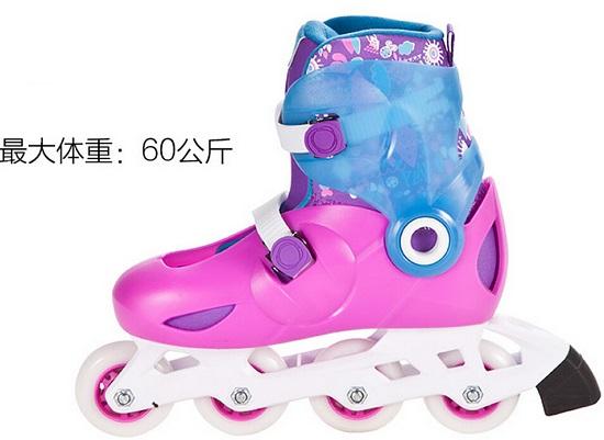 塑料刀架的儿童轮滑鞋怎么样
