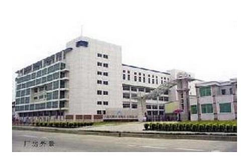 宁波天鹅厂区